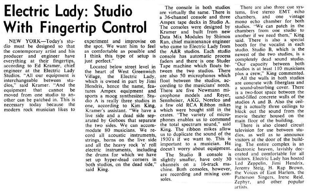 Billboard Magazine 1970-09-19