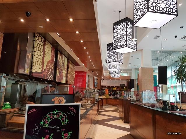 Paramount Fine Foods Niagara interior