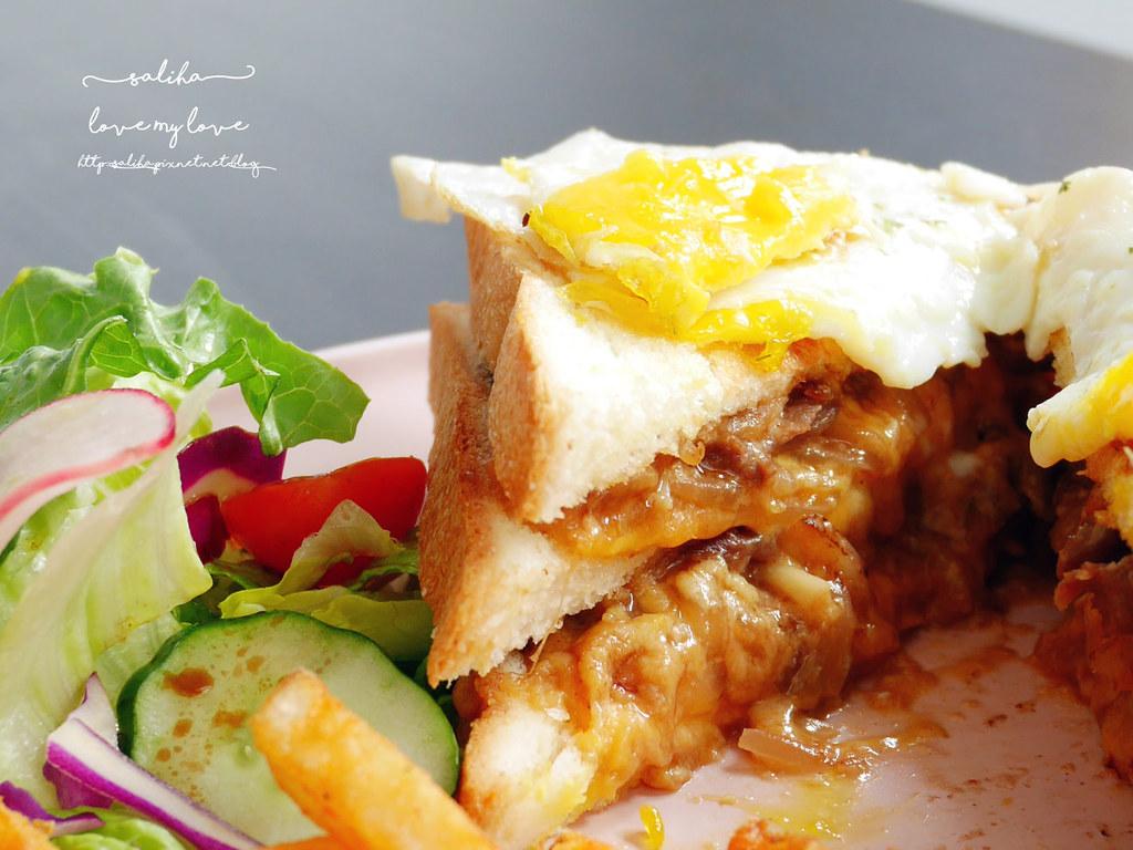 cafe de gear捷運中正紀念堂站附近中正區早午餐brunch餐廳推薦  (3)