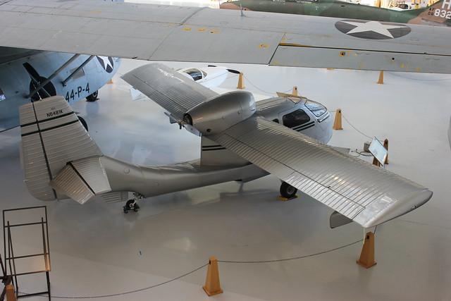 Seabee N6481K