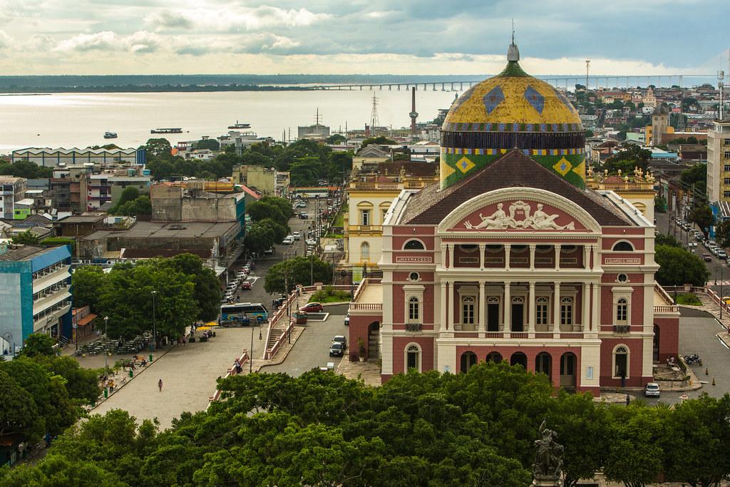 Pandemia provoca queda de 66% no faturamento do turismo no Amazonas
