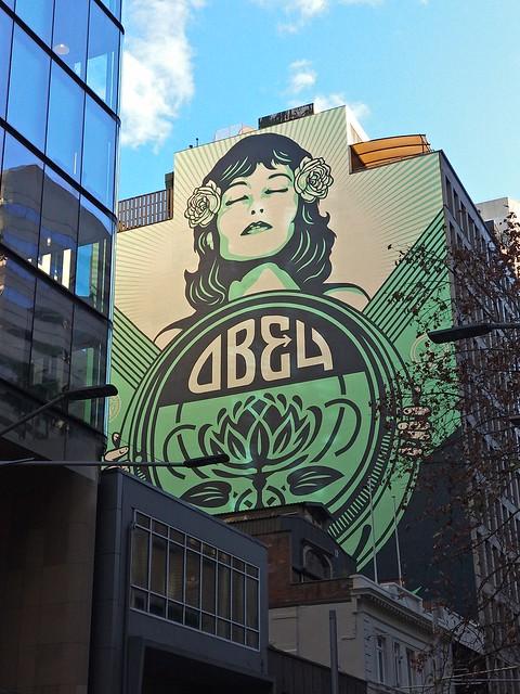 OPPO R11 photo example Street art 2x optical zoom
