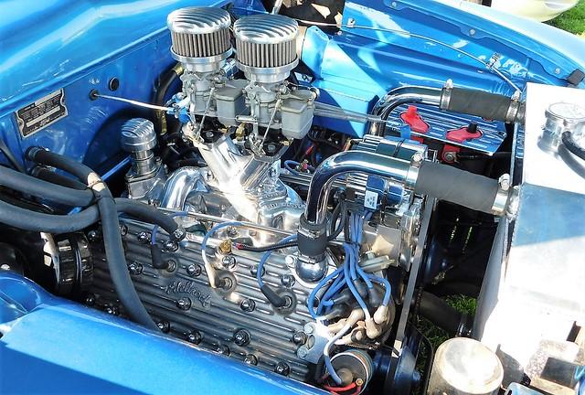 1951 ford bizz coupe blu=3, Nikon COOLPIX B500