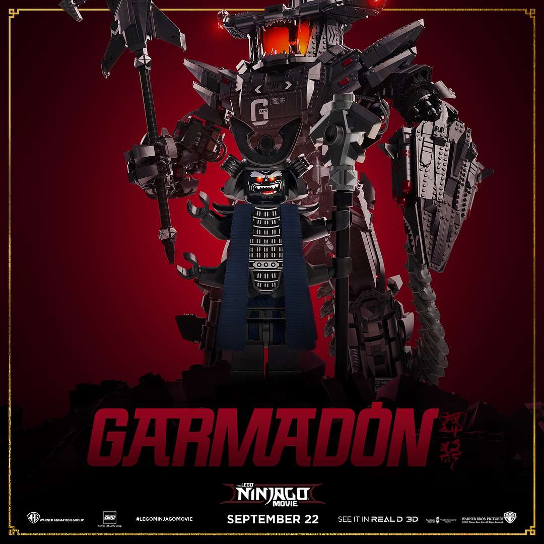 Garmadon Shark