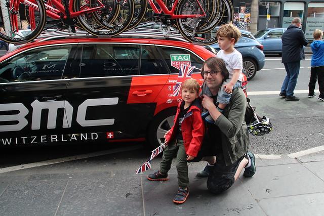 Tour of Britain start
