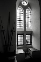'Radboud' in zwart wit