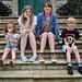 4 Grandchildren at Peckover House
