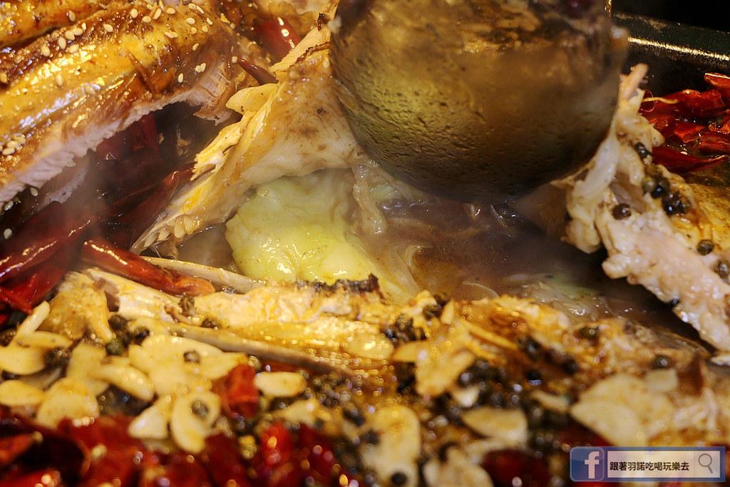 水貨/新北中和/炭火烤魚122