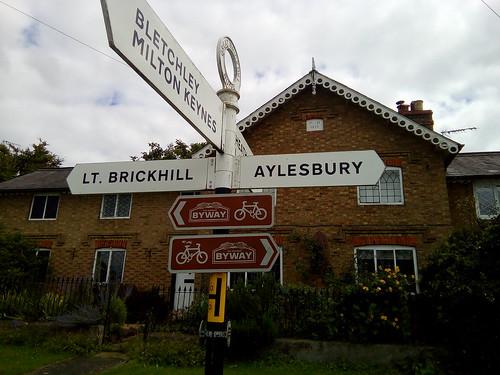 Classic Road Sign