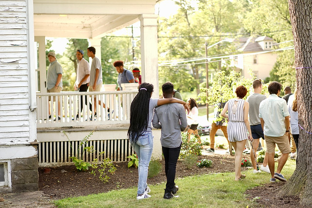 House of Black Culture Cookout