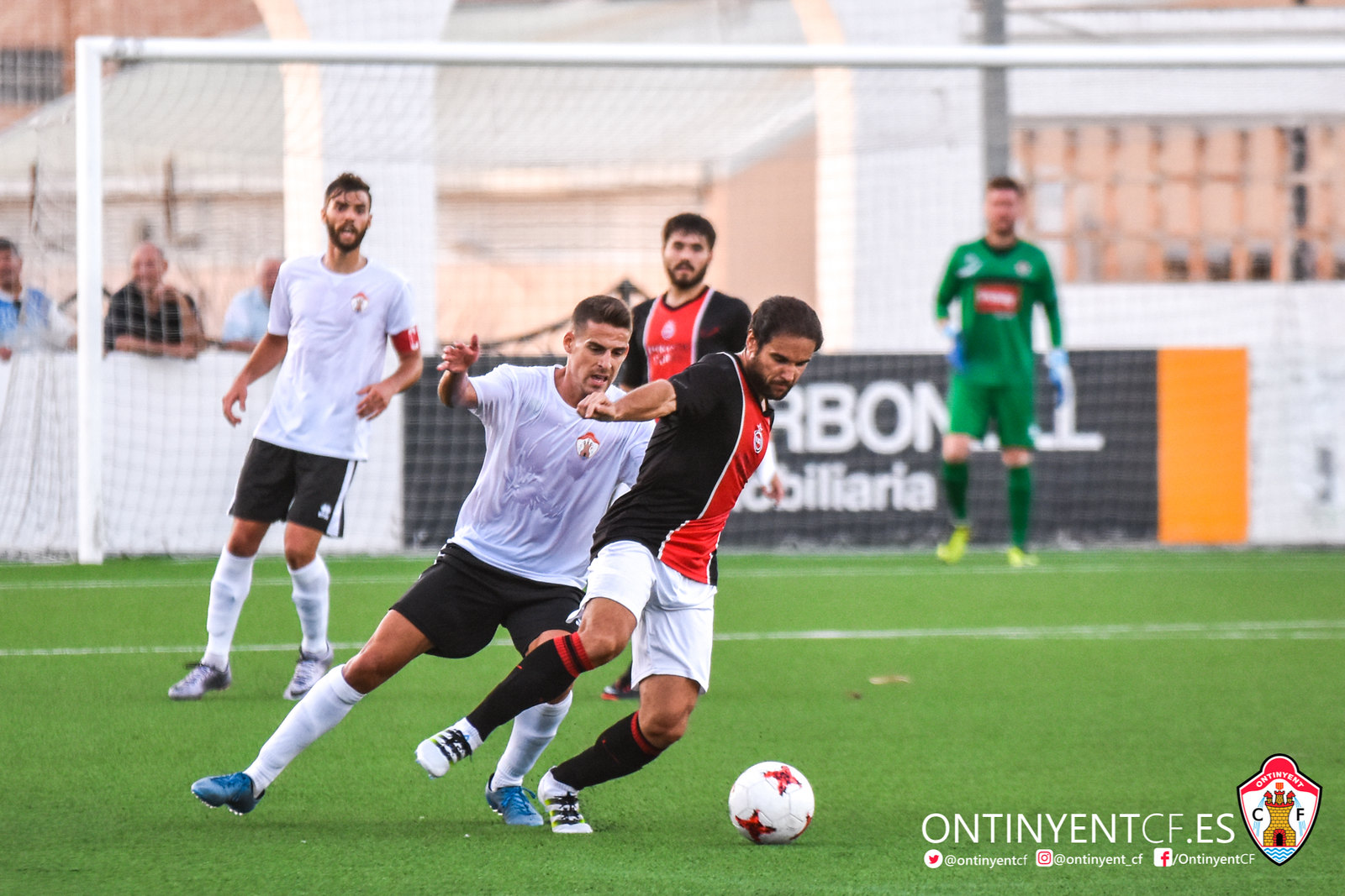 Ontinyent CF AD Unión Adarve
