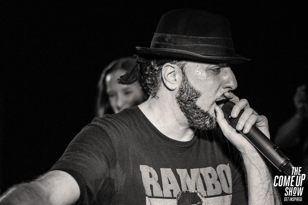 RA The Rugged Man live at Club 120