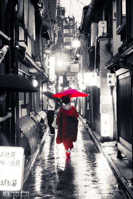十年,京都四季 | 卷二 | 年月輪轉 | 04