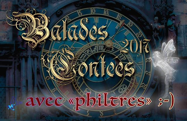 "2017 - Balades contées - ""Philtres"""