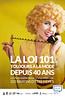 Loi 101 - 40 ans