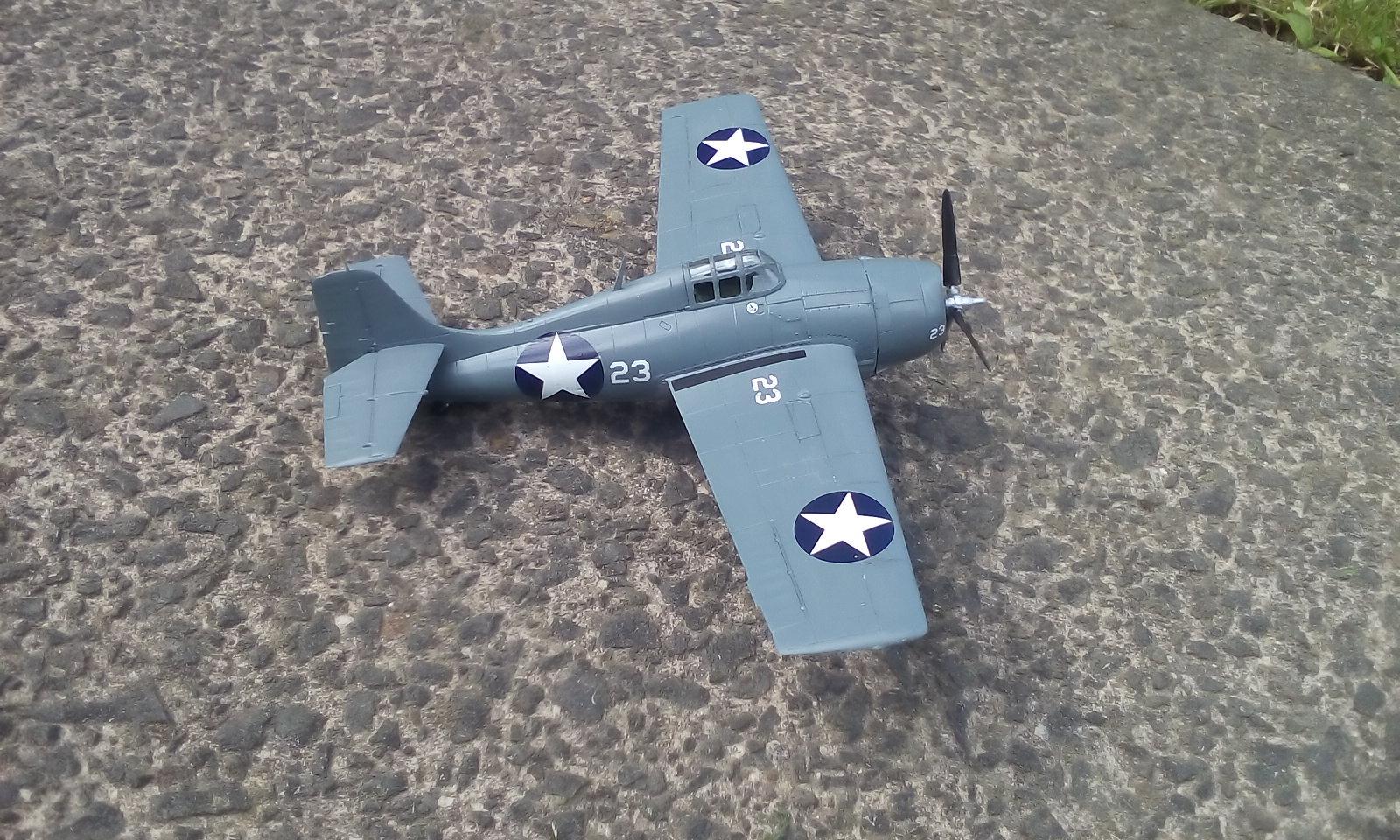 Airfix 1:72 wildcat - Ready for Inspection - Aircraft - Britmodeller com