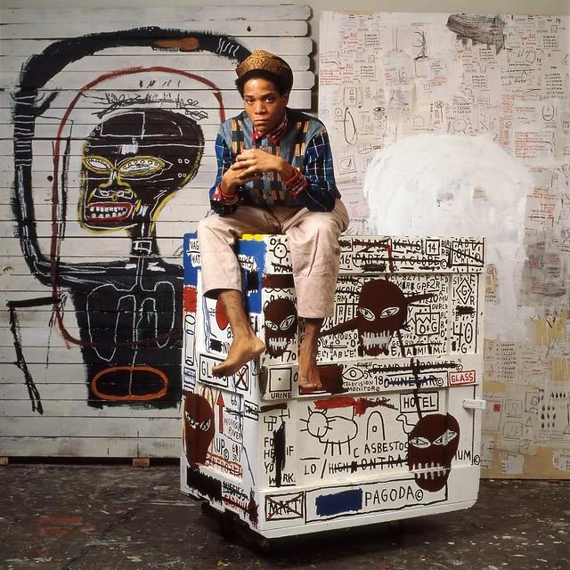 """【官圖更新】20世紀最重要的藝術家""""尚·米榭·巴斯奇亞""""立體化!MEDICOM VCD 系列:【JEAN-MICHEL BASQUIAT】"""
