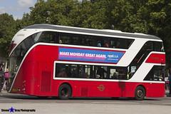 Wrightbus NRM NBFL - LTZ 1060 - LT60 - General - Aldwych 11 - Go Ahead London - London 2017 - Steven Gray - IMG_8819