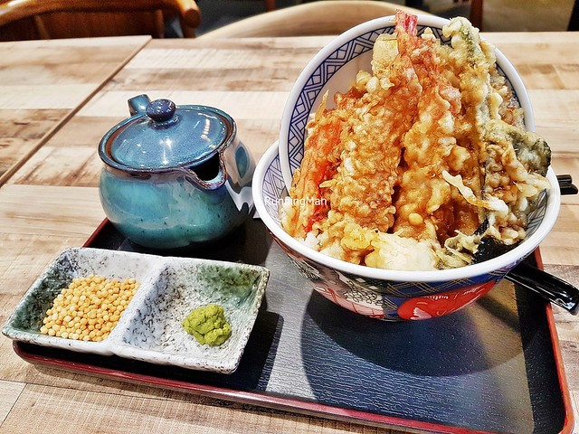 Signature Tendon & Ochazuke Set