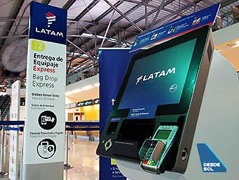 LATAM Kioscos de autofacturación (RD)