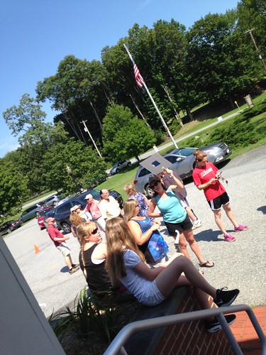 Community Eclipse Viewing