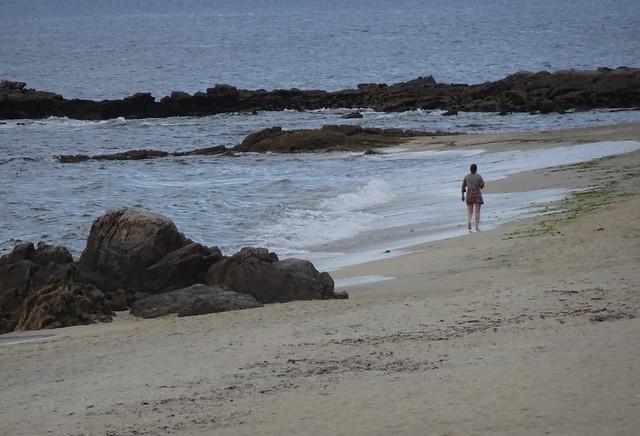 Andando el mar