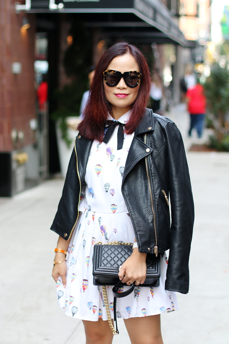 leather-jacket-hot-air-balloon-dress-chanel-bag-6
