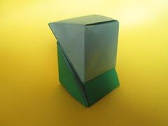 Satoshi Kamiya's Sliced Cube