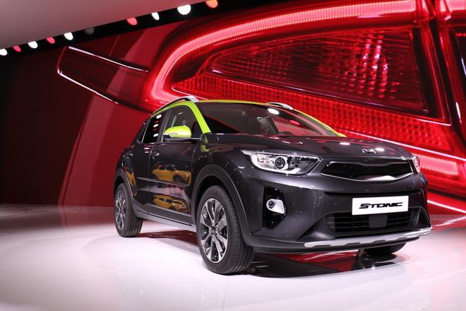 2.小型跨界休旅KIA Stonic將引領日漸受重視的B-SUV Segment最型風潮。