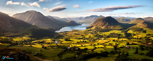 Loweswater Fell Vista
