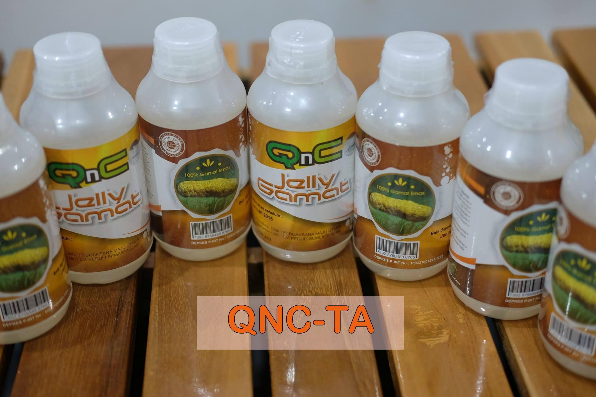 Pengobatan maag kronis dengan QNC Jelly Gamat hingga sembuh total