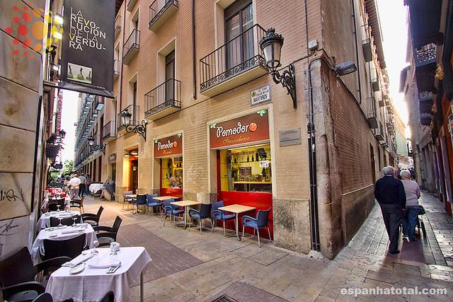 o que fazer em Zaragoza: visitar o Casco Viejo