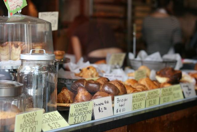 Field Trip:  A&J King Bakery in Salem, MA