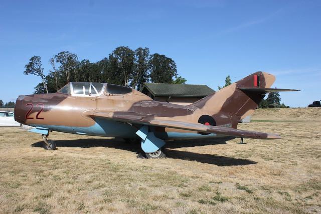 MiG-15UTI 22
