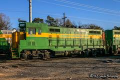 CAGY 803 | EMD CF7 | CAGY Greenwood Depot