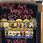 Minions display