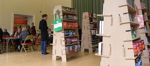 Albert Halls bookshop