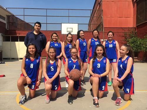 Selección de Basquetbol estrena nuevo uniforme
