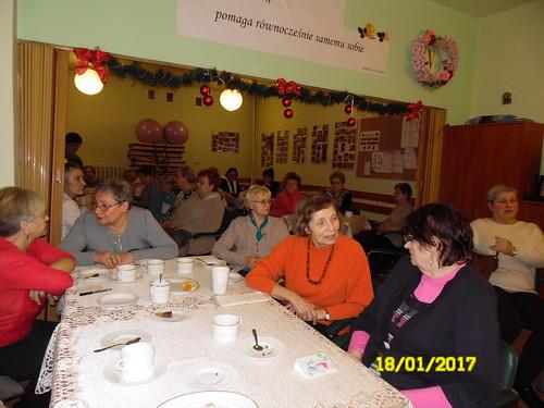 Spotkania i zebrania w klubie 2017