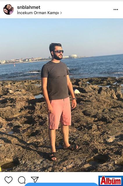 Sünbül Otomotiv'in sahibi Ahmet Sünbül, İncekum Orman Kampı'nda keyifli bir gün geçirerek stres attı.