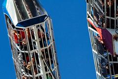 Inverted Kamikaze Ride, Washington State Fair
