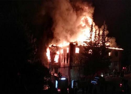 ไฟไหม้โรงเรียนสอนศาสนา มาเลเซีย ดับ 24 ชีวิต