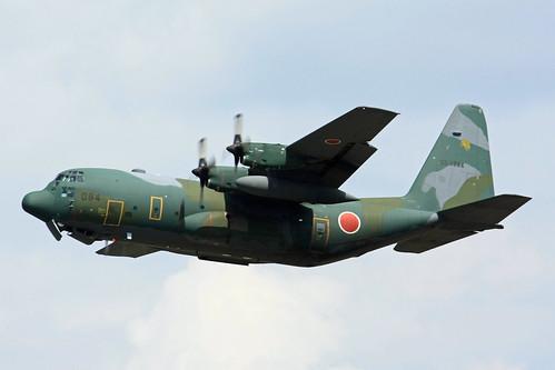 第401飛行隊 C-130H 05-1084 IMG_5882_2
