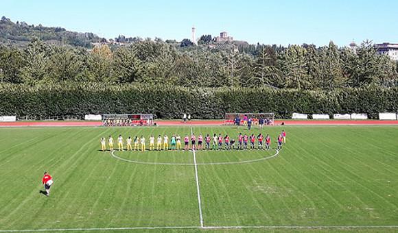 Arzignano V. - Virtus Verona 1-0: prima sconfitta rossoblu