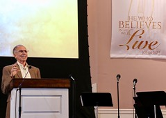 Worship Service with Ves Sheely (9/17/2017)- Sermon
