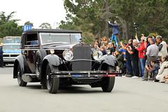 Delage D8C Chapron Cabriolet s-n 34378 1930 1
