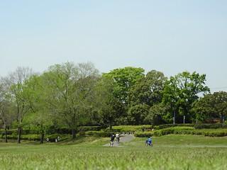 昭和の森 3 人々 05