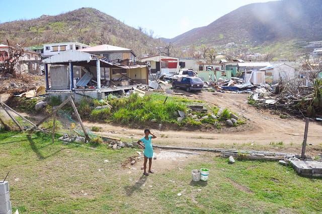 Cordaid in actie voor de slachtoffers van orkaan Irma