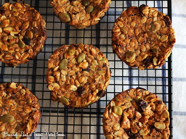 全素小荳蔻燕麥餅乾 vegan-cardamom-oatmeal-cookies (6)