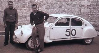 Citroën 2CV - Dagonet